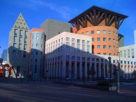 My favorite building in downtown Denver.