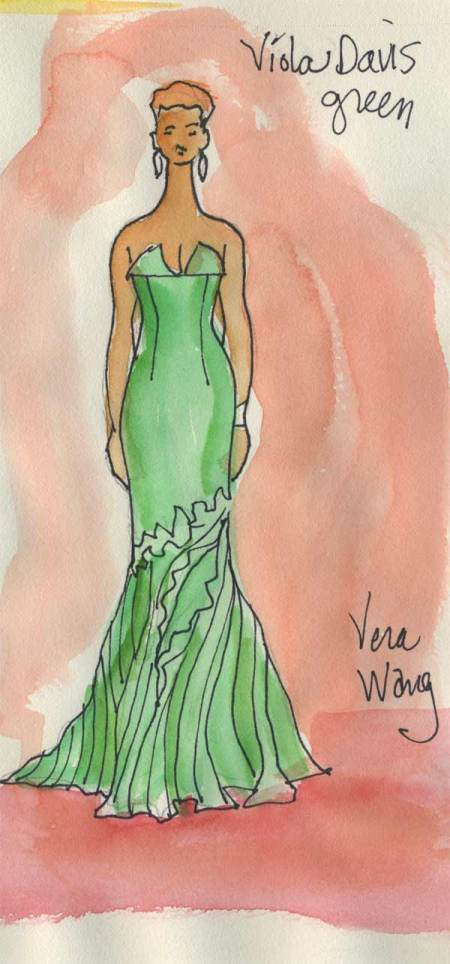 vera wand gown