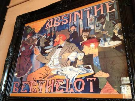 I love the french posters from the era of artist Toulouse Lautrec