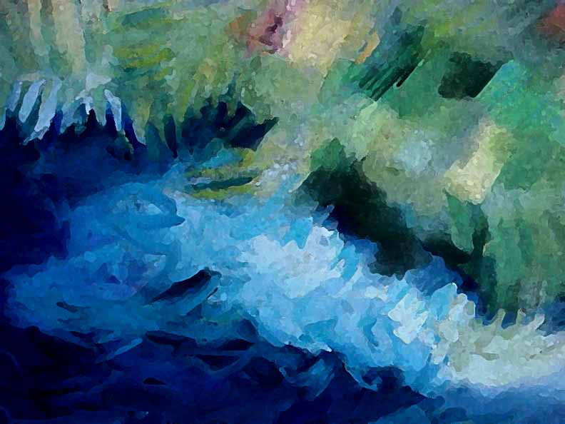 Four Elements Art : Painting wateru2026 one of the four elements hue bliss: color & art