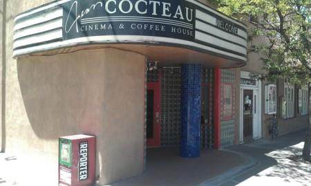 Jean Cocteau Theater, Santa Fe, New Mexico, Montezuma Street