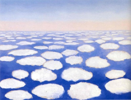 Sky Above the Clouds, Geordia O'Keefe