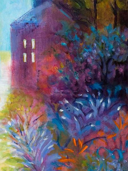 """Moonlit Garden"", detail, will be my inspiration"